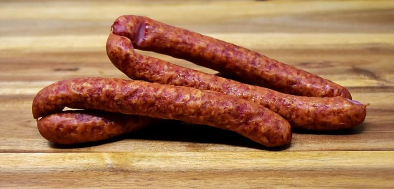 Summer Sausage Made From