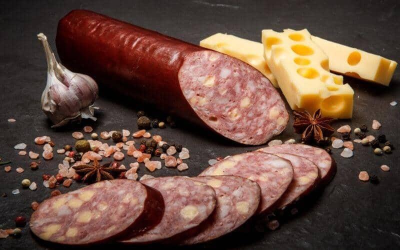Cook Summer Sausage