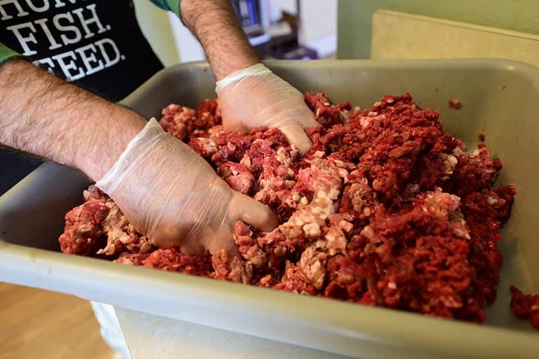 Curing Summer Sausage