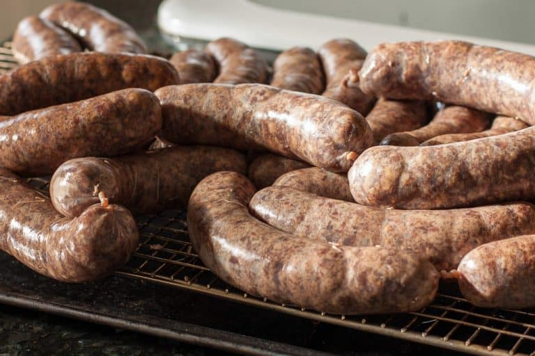 How Much Pork Fat to Add to Venison Sausage